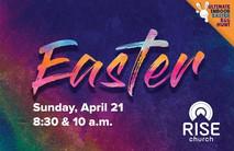 Easter Card EC2187