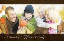 Fall Postcard FP2112