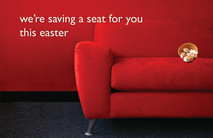 Easter Card EC2143