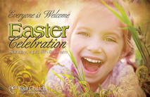 Easter Card EC2140
