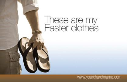 Easter Card EC2126