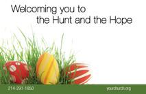 Easter Card EC2131