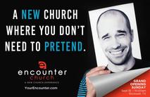 Church Launch Card CL2114