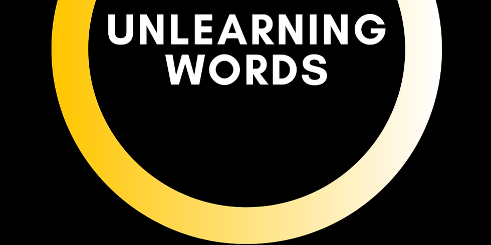 Unlearning Words