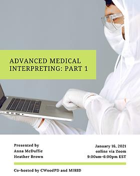 Advanced Medical Interpreting_ Part 1 (F