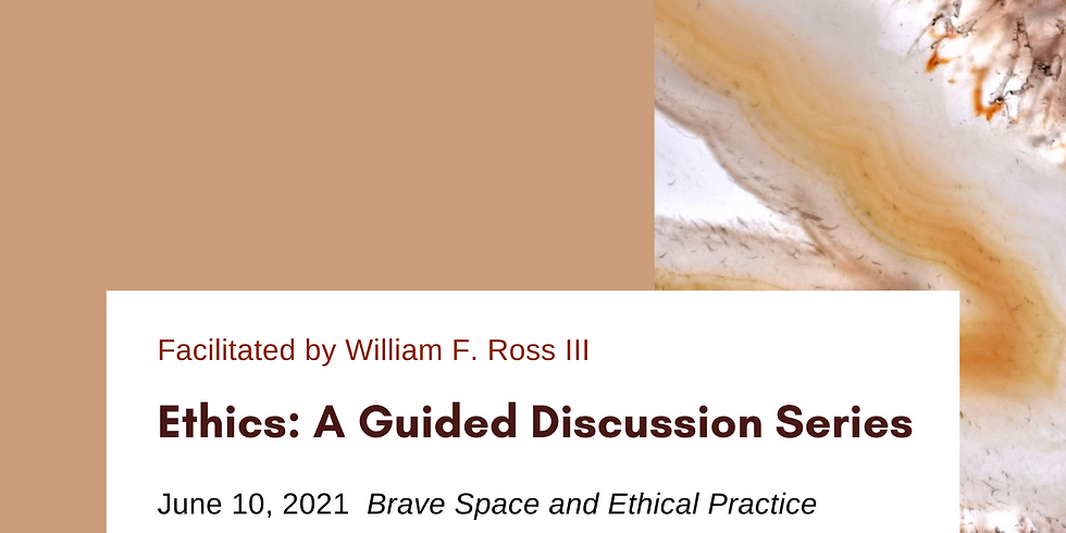 Ethics: A Guided Discussion - Ethical Decision Making