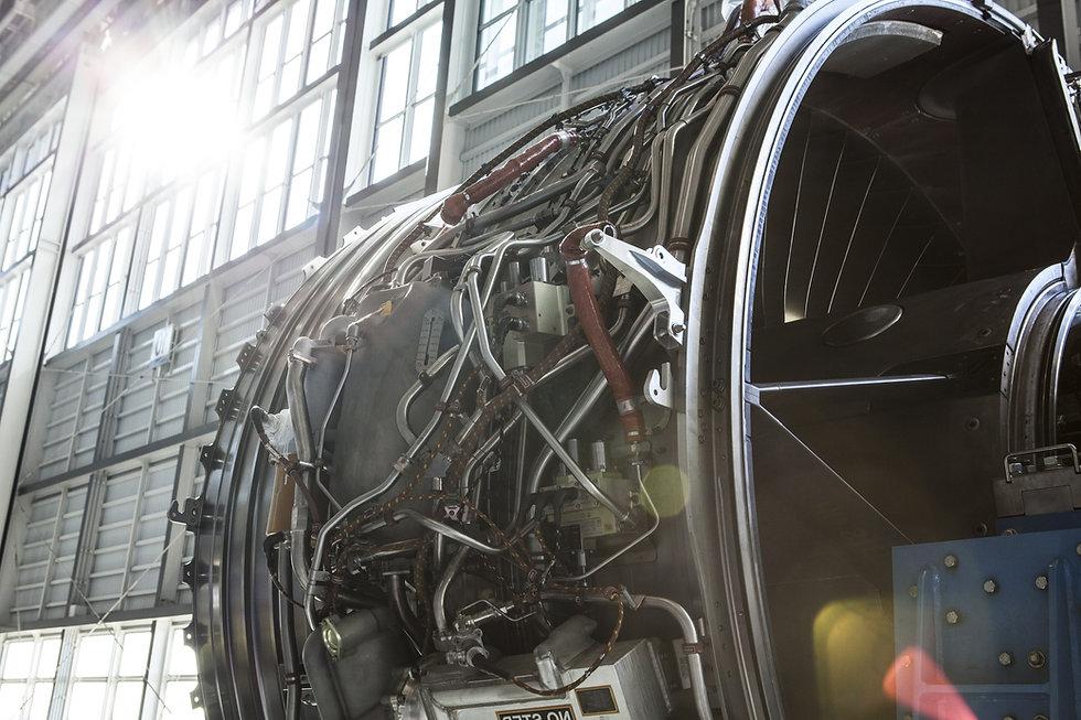 Magellan Jet Engine, CFM56