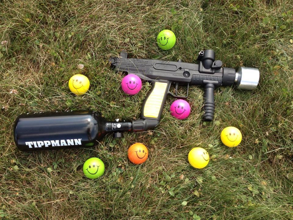 Friendly Fire Air Gun