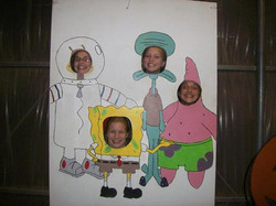 Spongebob Heads
