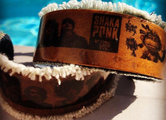 Bracelet bois intérieur Jean spécial Shaka Ponk l