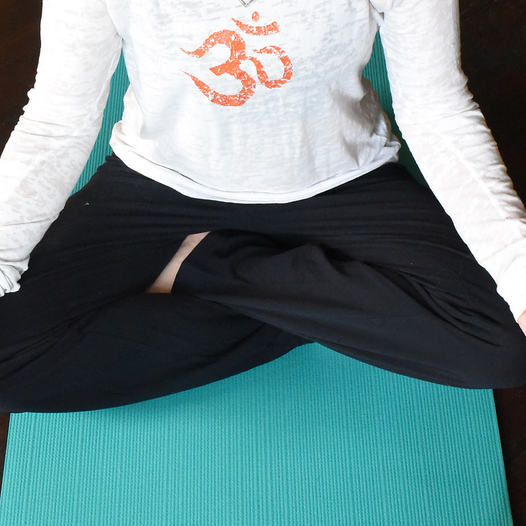 90 Minute Yin Yoga Infused with Reiki