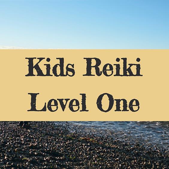 Kids Reiki Level 1