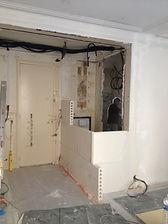 travaux paris - cloisons interieures
