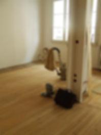 Rénovation d'un vieux parquet bois - les étapes pour bien rénover