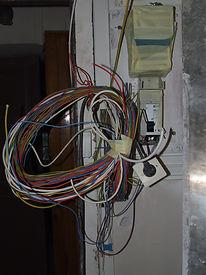 renover chambre de bonne electricite
