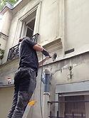 renovatrion paris accommodation - Mason
