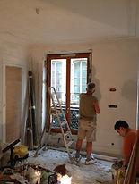 une entreprise de renovation à Paris