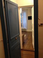 rénovation d'un appartement à paris 1 - électricité, peinture, enduit, carrelage, cuisine, salle de bain.