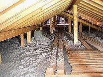 rénover le plancher du comble de ma maison