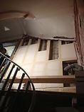 escalier bois et reprise de structure