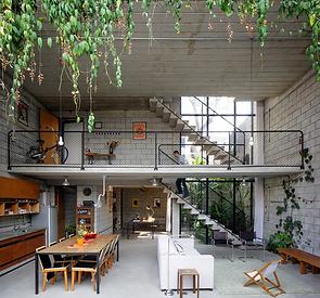 Architecte et architecture, une mezzanine