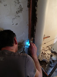 renovation appartement plomberie douche