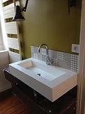 photo de rénovation de la salle de bain