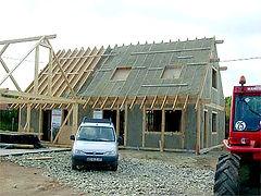 rénover la toiture de ma maison, isolation écologique