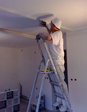 travaux de renovation appartement murs