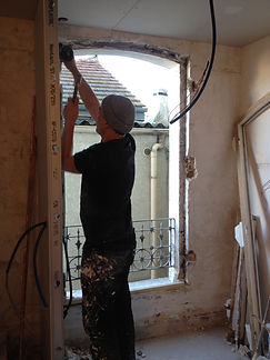 prix renovation studio à Paris