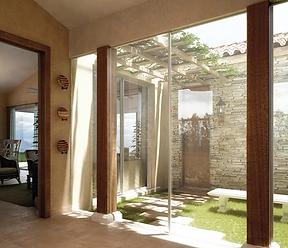 architecture interieur Veranda - Paris
