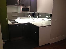 renovation appartement à Paris - cuisine