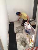Renovation appartement paris - carreleur