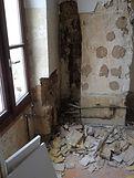 Rénovation d'un appartement vétuste, Haussemannien