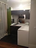 renovation appartement cuisine sur mesure
