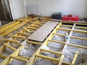 Rénovation du séjour appartement paris