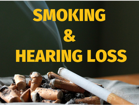 How smoking hurts your hearing | World No Tobacco Day