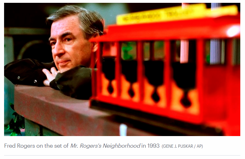 Mr Rogers Guide For Talking To Children