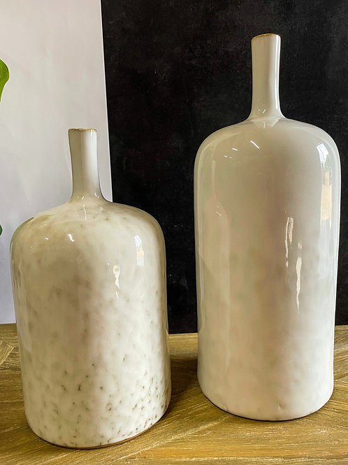 Driscoll Glass Vase Set of Two
