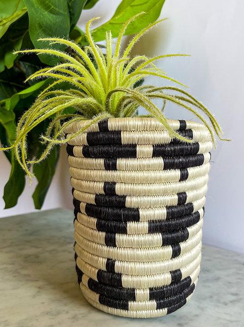 Hart Tiny Black Vase / Pencil Holder