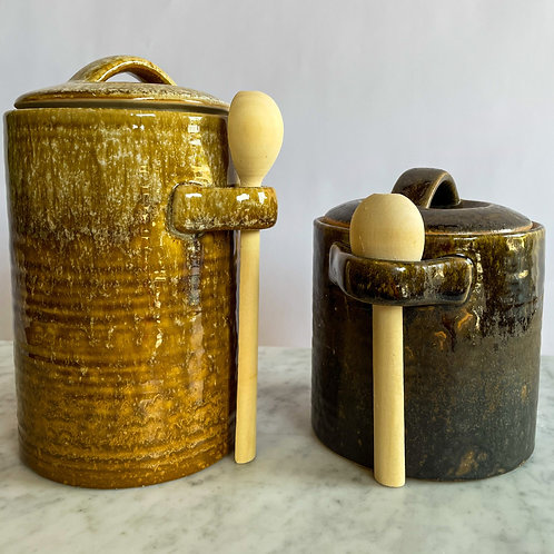 Midway Canister Set of Two