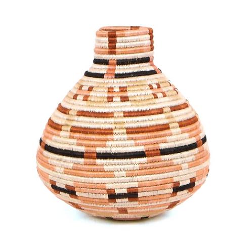 Peach Mpira Vase