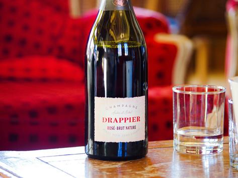 Champagne Drappier - Cuvées sans soufre, Grande Sendrée et Charles de Gaulle...