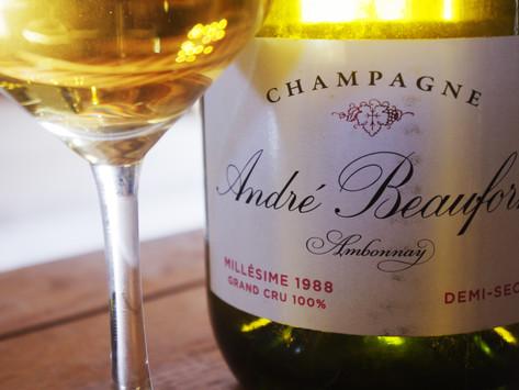 Champagne André Beaufort - Une rencontre inattendue