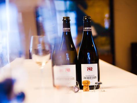 Champagne Jacquesson - Deux frères indétrônables