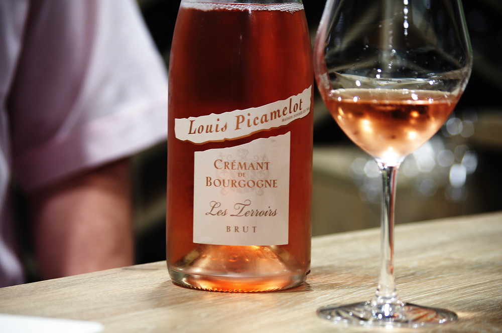 crémant rosé louis picamelot