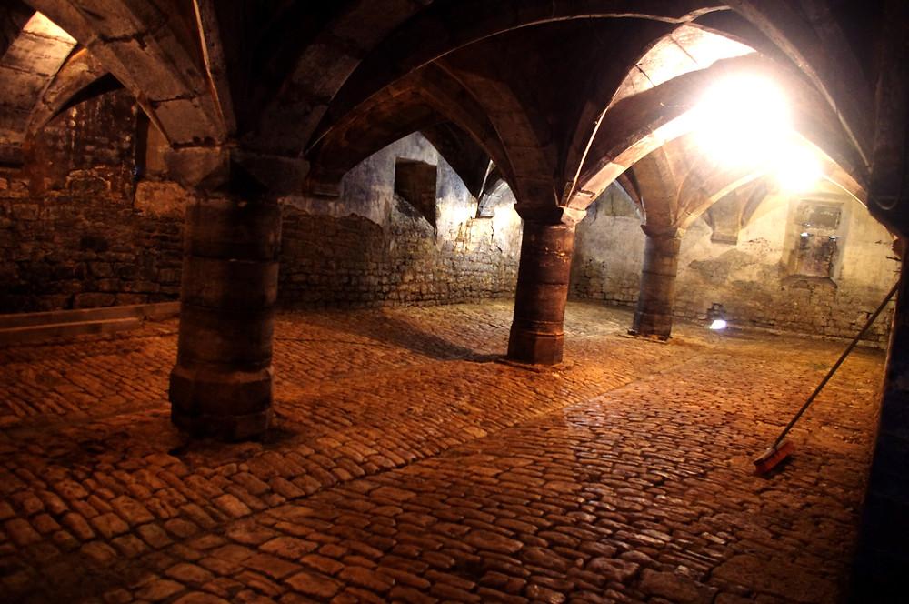 cave domaine andré beaufort