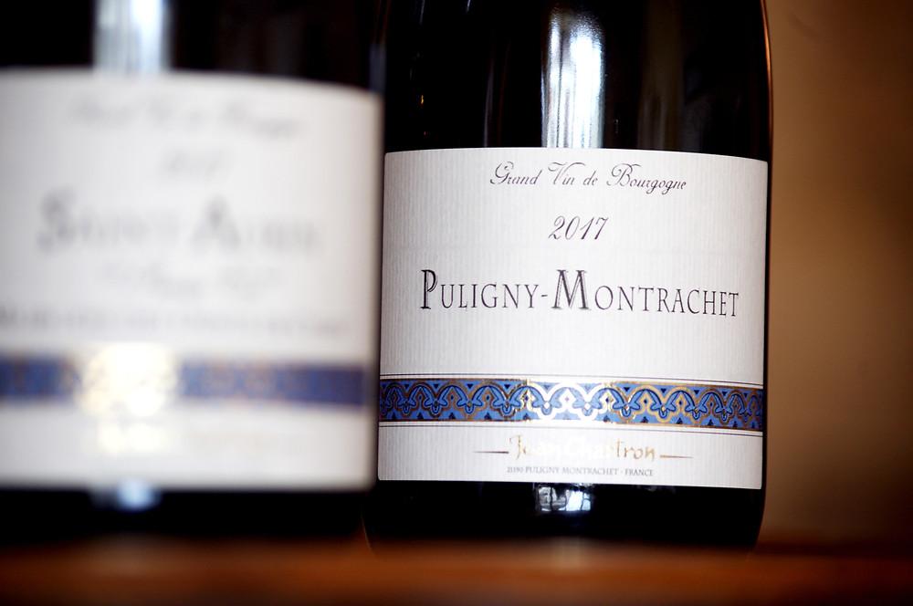 bouteille puligny-montrachet