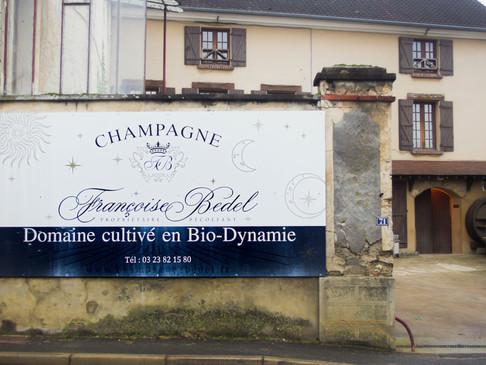 Domaine Françoise Bedel - Coup de foudre en Champagne