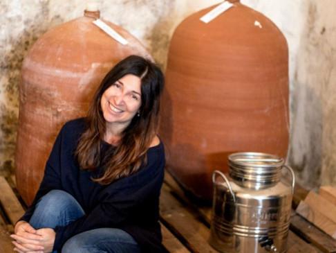 Portrait de vin au féminin - Le métier de vigneronne par Laetitia Albertini